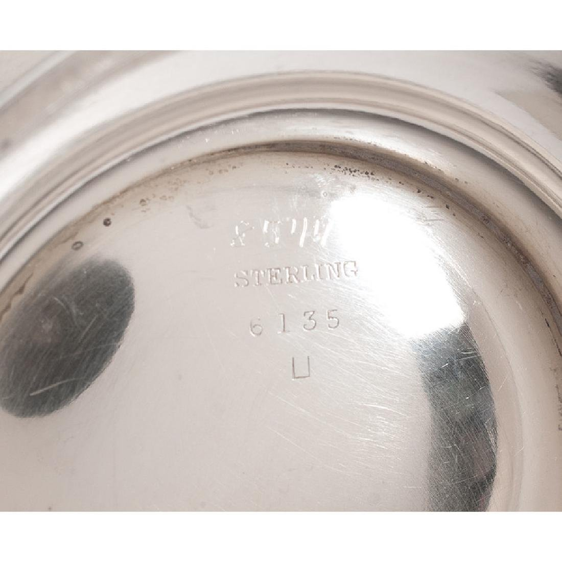 Sheffield Plate Bread and Butter Plates, Plus - 4