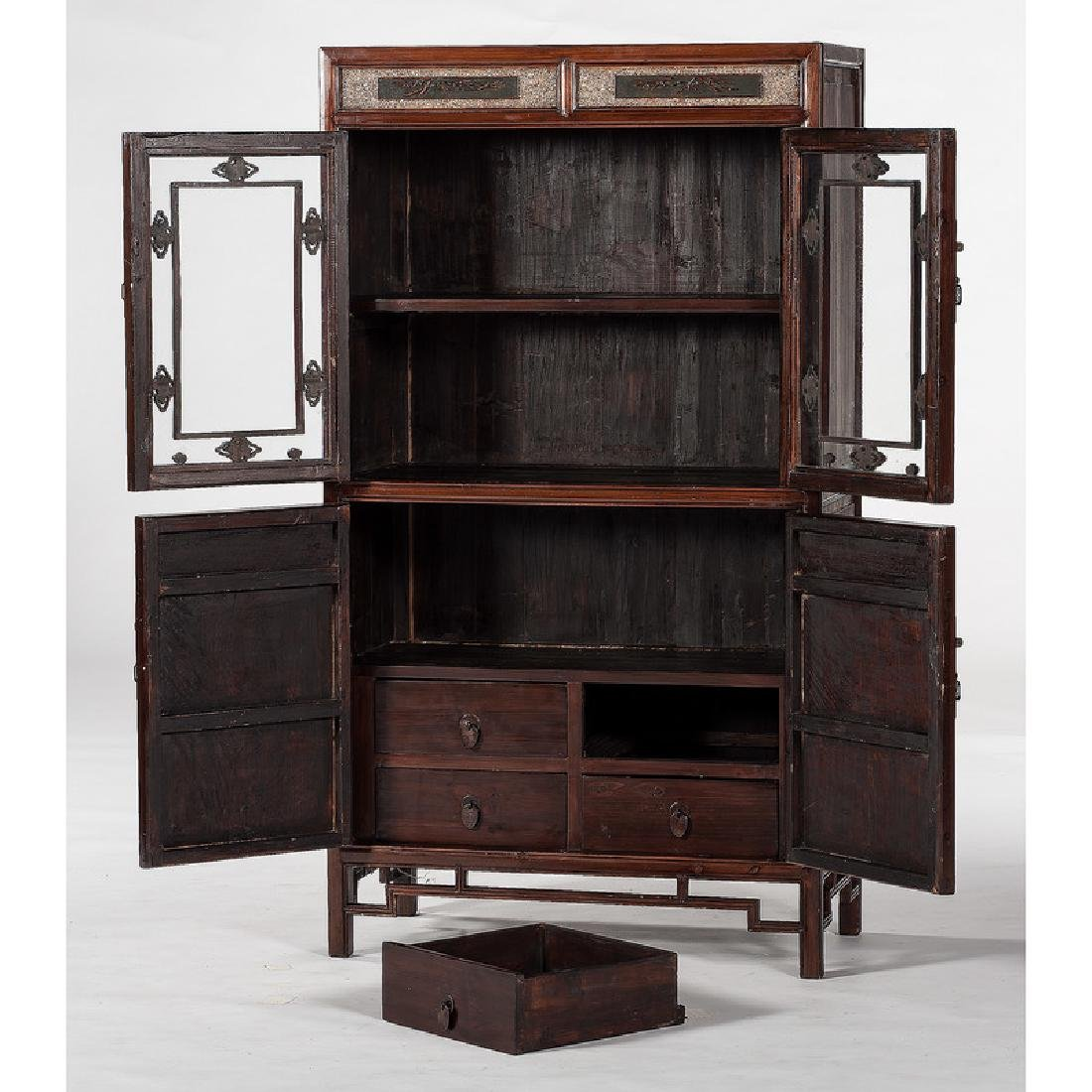 Pair of Chinese Cabinets - 2