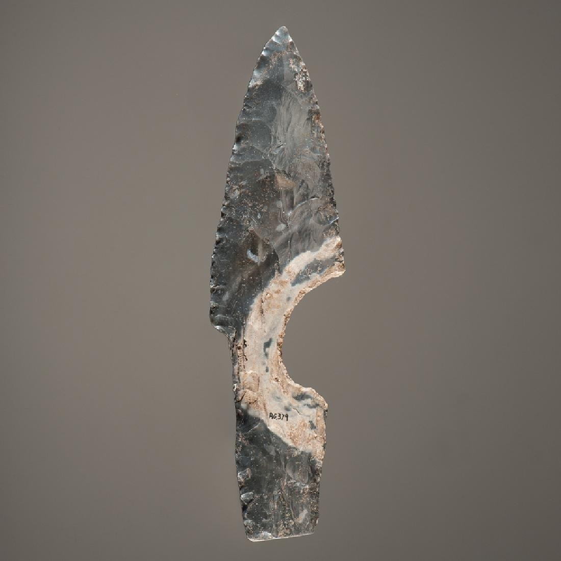 A Harrison County Flint Knife