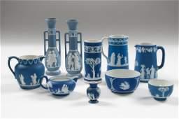 Wedgwood Blue Jasperware Plus
