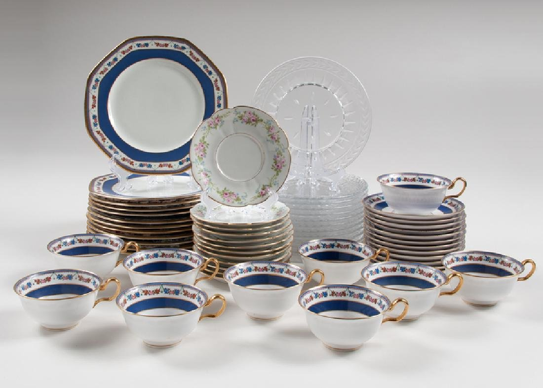 Spode China Tablewares, Plus