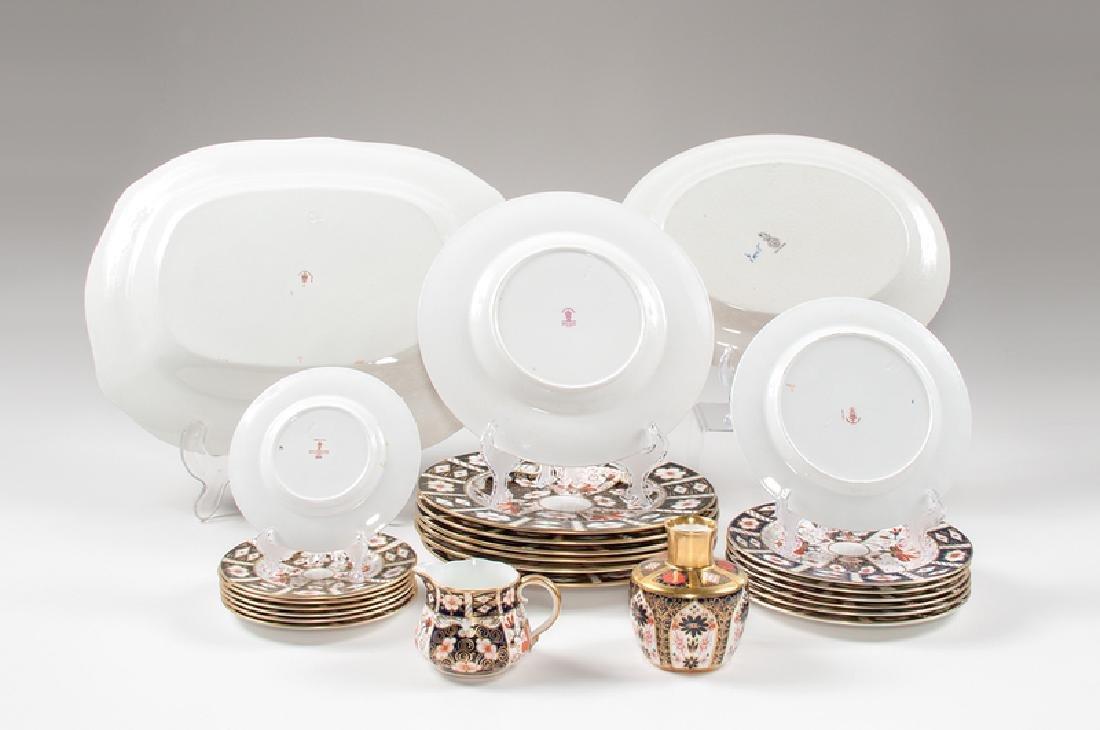 Royal Crown Derby Imari Porcelain, Plus - 2