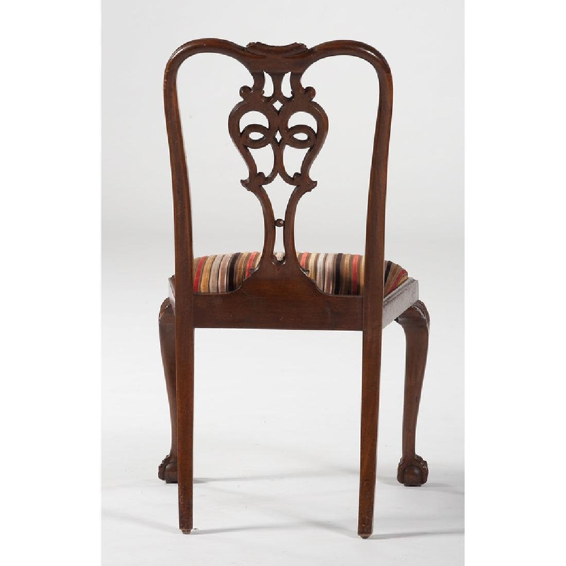 Chippendale Style Chair - 3