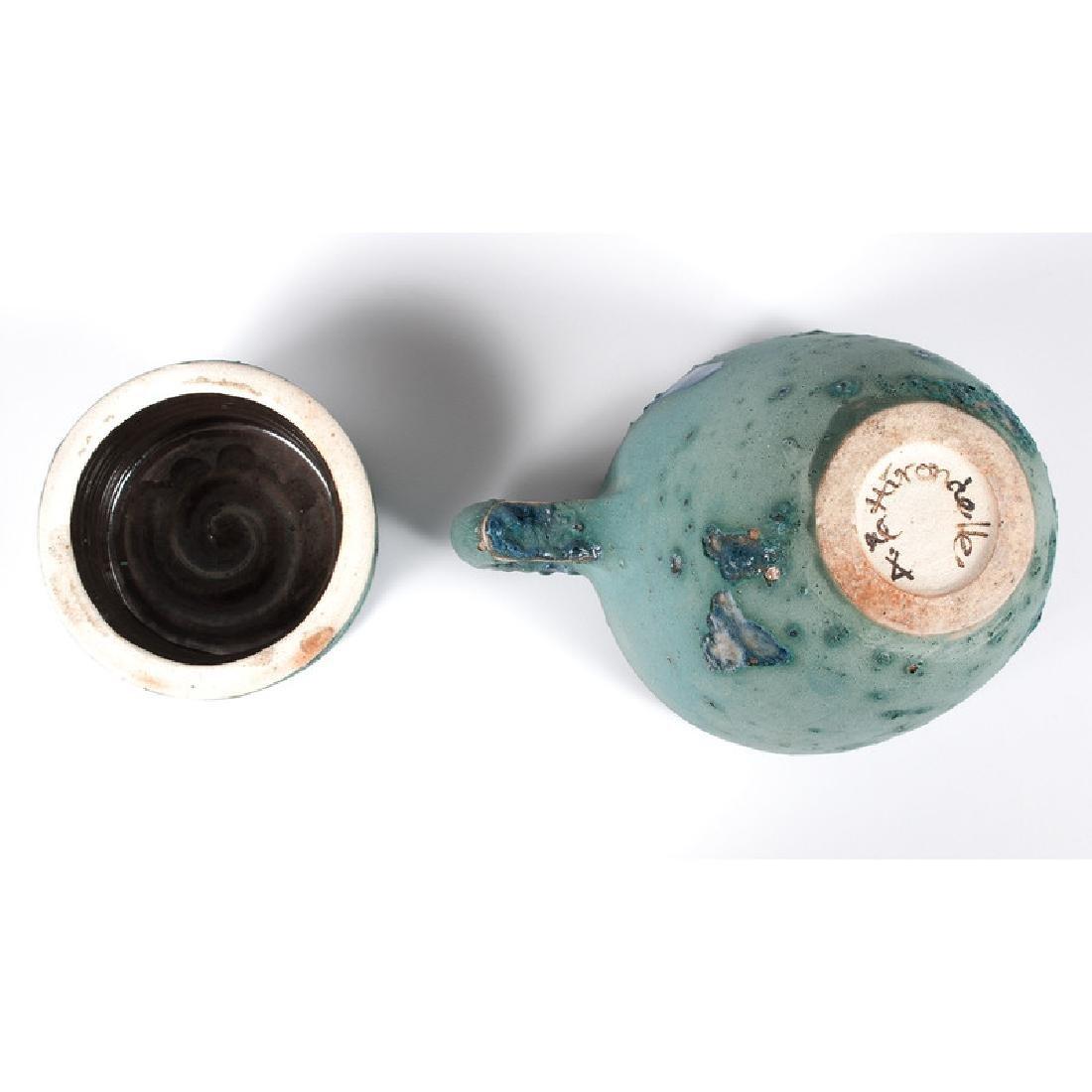 Four Contemporary Ceramic Cups - 6