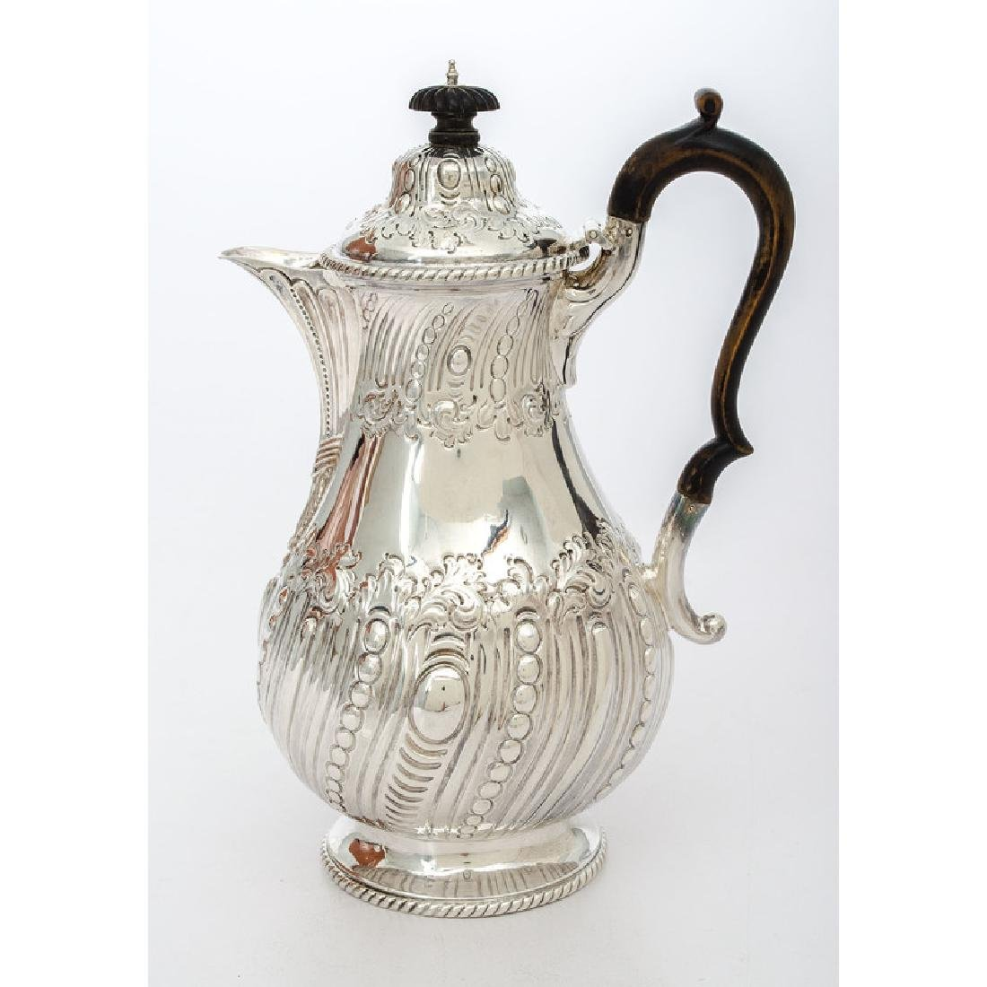 James Deakin & Sons  Sterling Coffee Pot