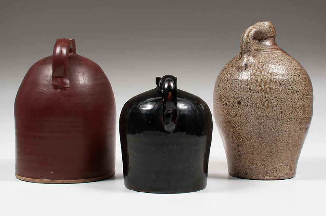Stoneware Jugs - 2