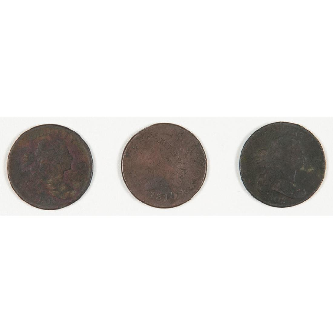 United States Large Cents 1802-1810