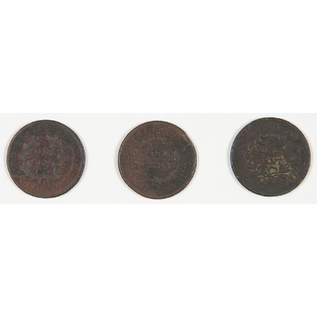 United States Large Cents 1802-1810 - 2
