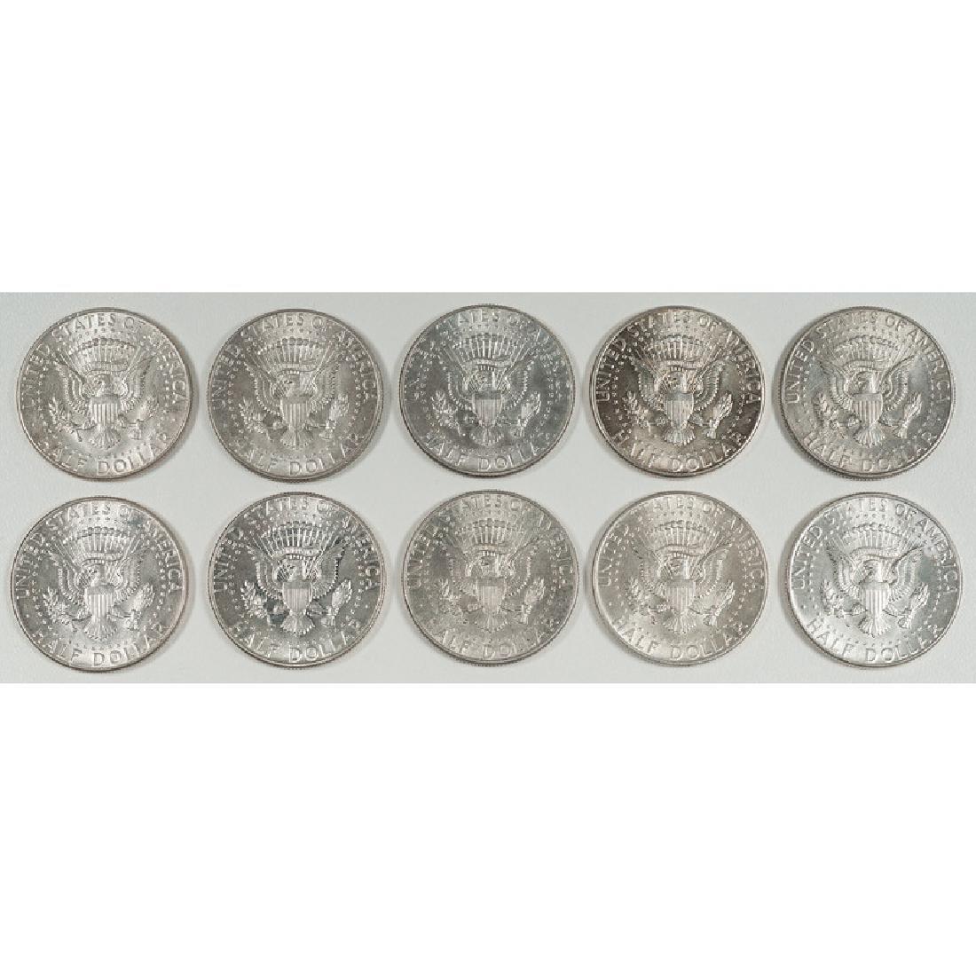 United States Kennedy Half Dollars 1964-1967 - 2