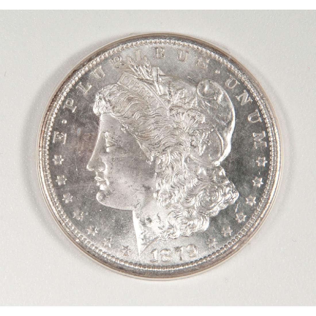 United States Morgan Silver Dollar 1879-S
