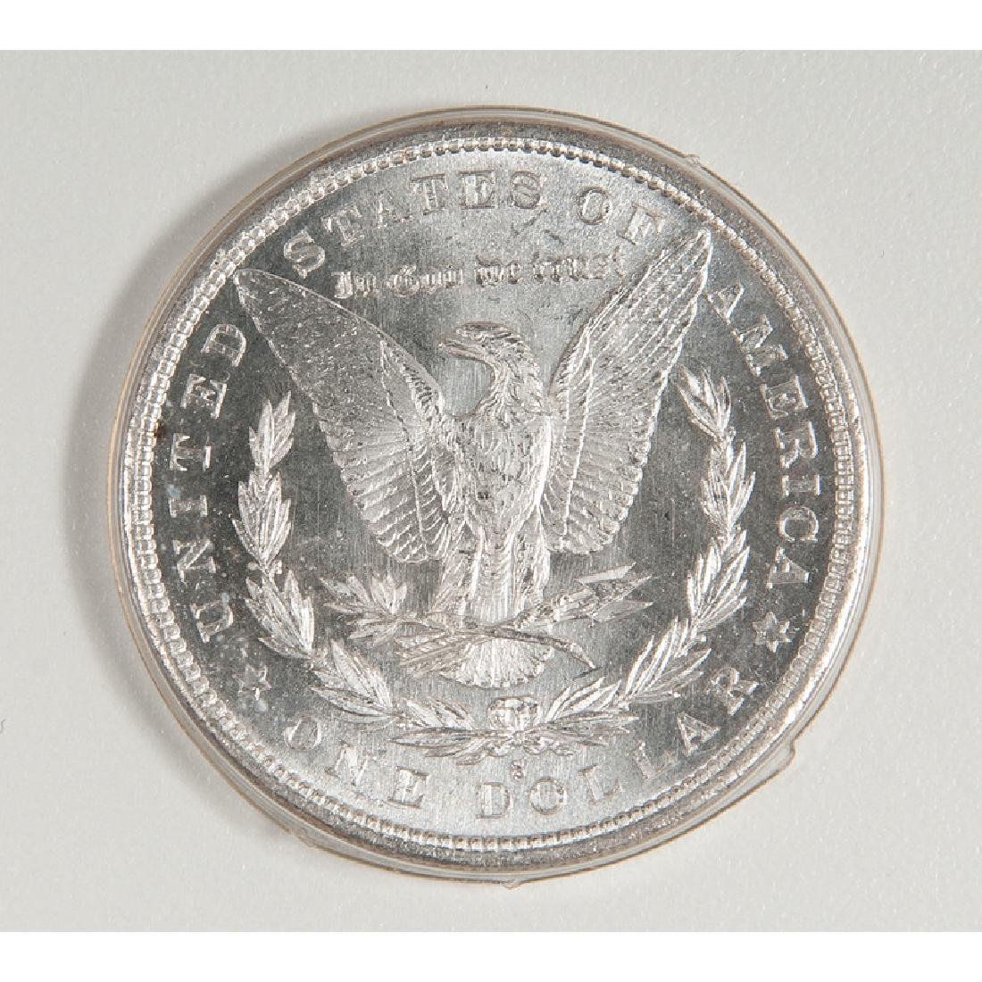 United States Morgan Silver Dollar 1879-S - 2