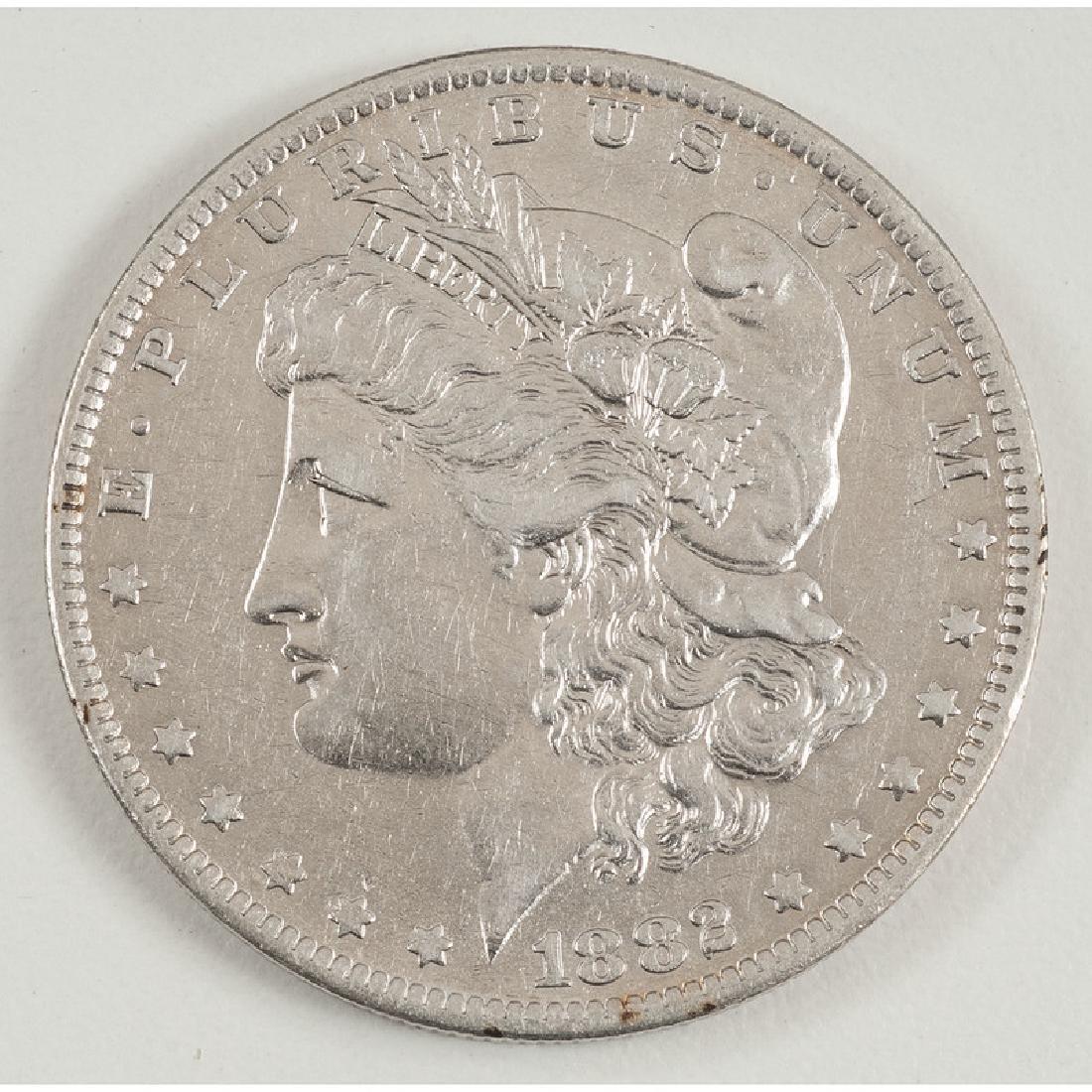 United States Morgan Silver Dollar 1882-O/S