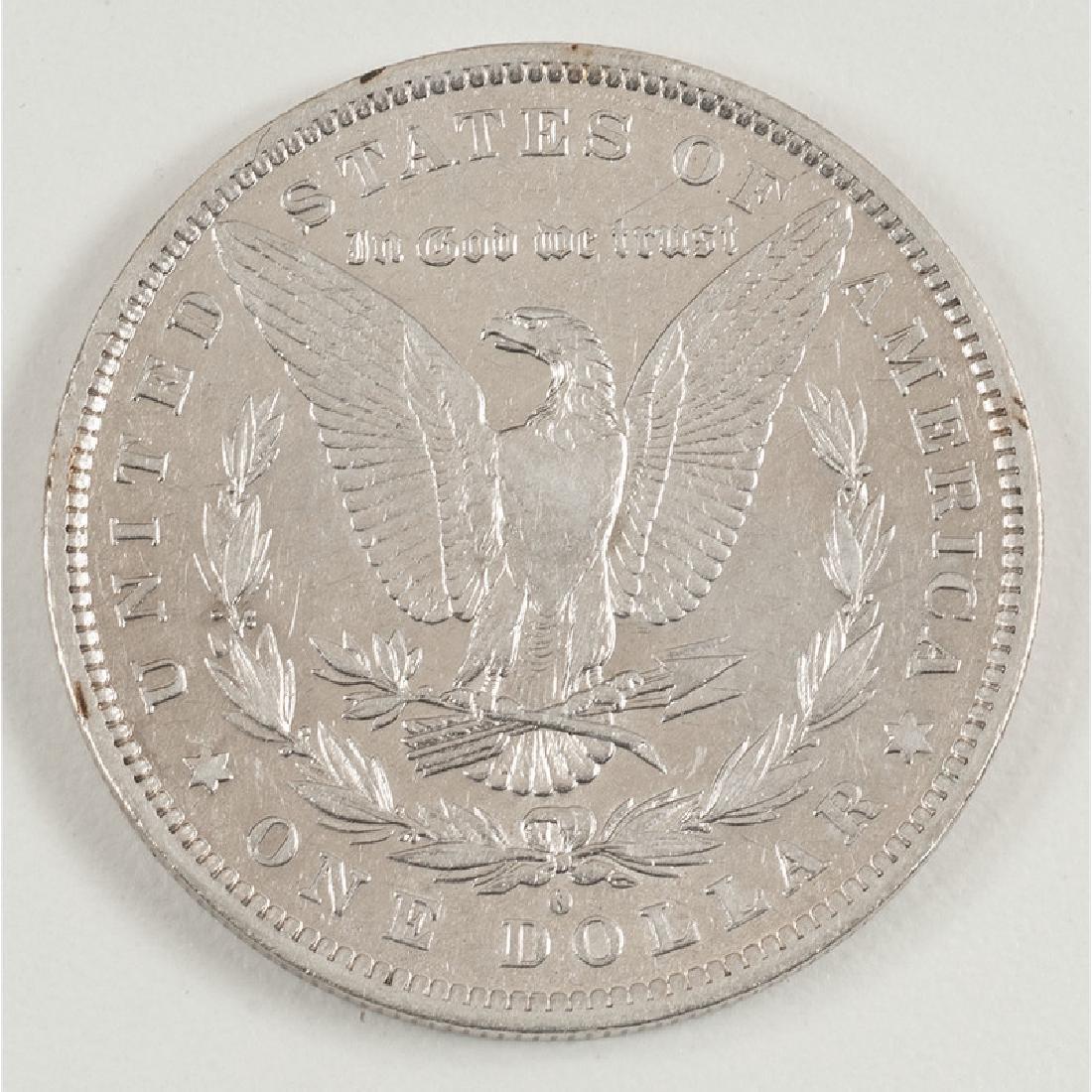 United States Morgan Silver Dollar 1882-O/S - 2