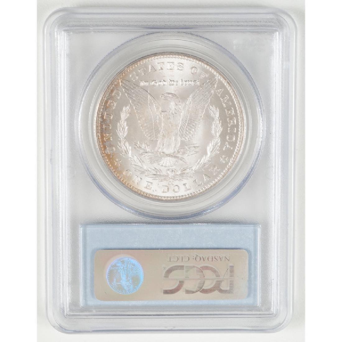 United States Morgan Silver Dollar 1883-CC, PCGS MS64 - 2