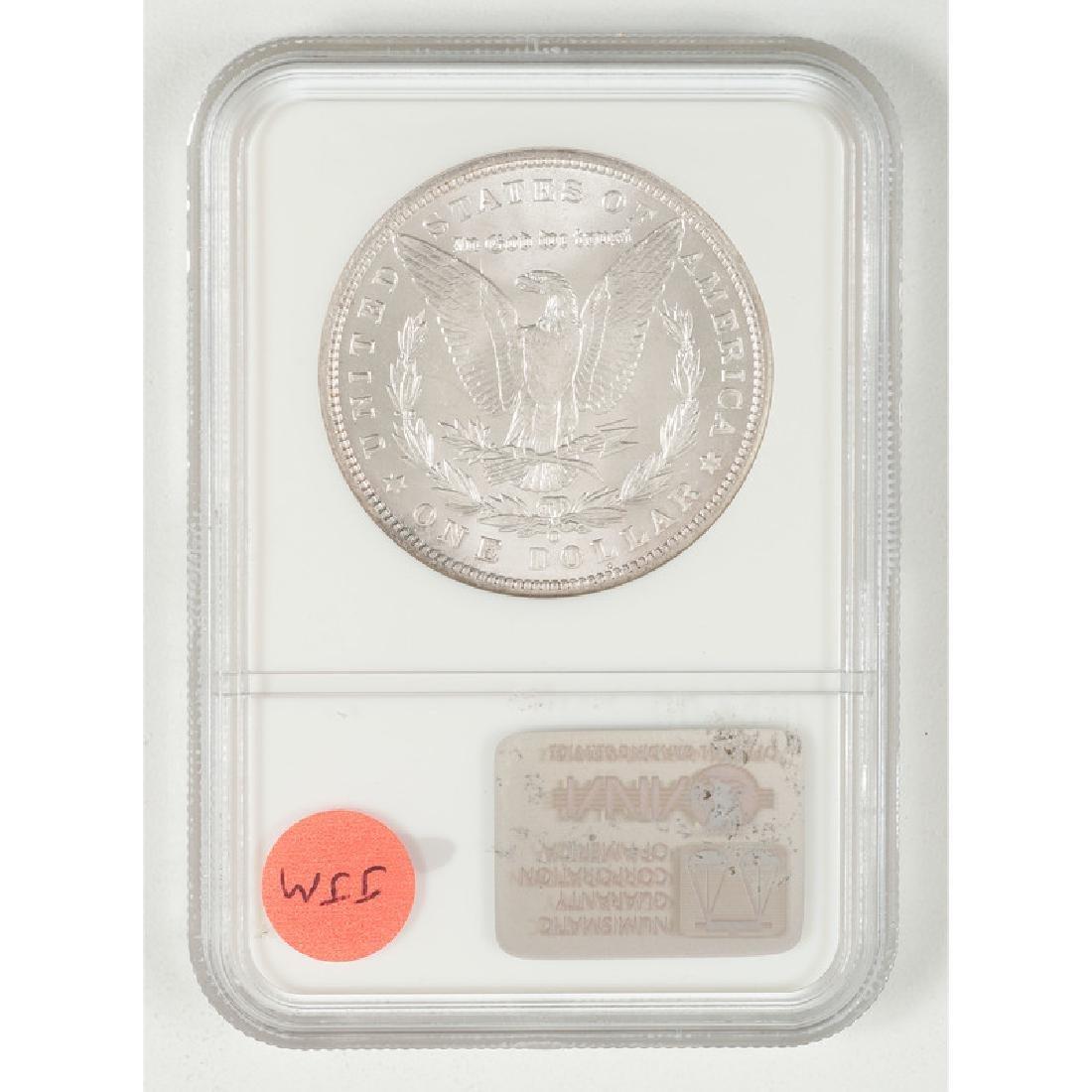 United States Morgan Silver Dollar 1900-O, NGC MS65 - 2