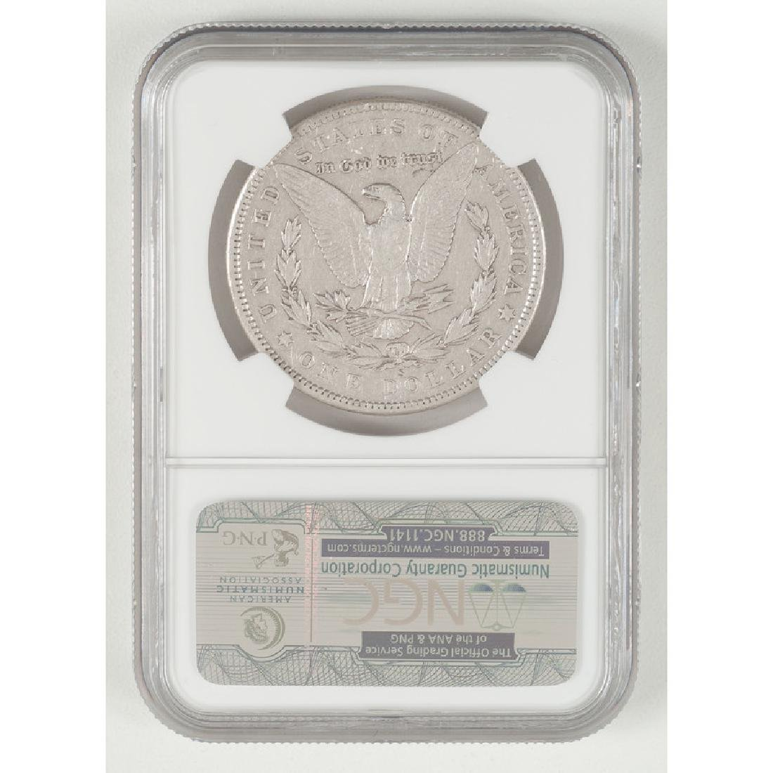 United States Morgan Silver Dollar 1903-S, NGC VF30 - 2