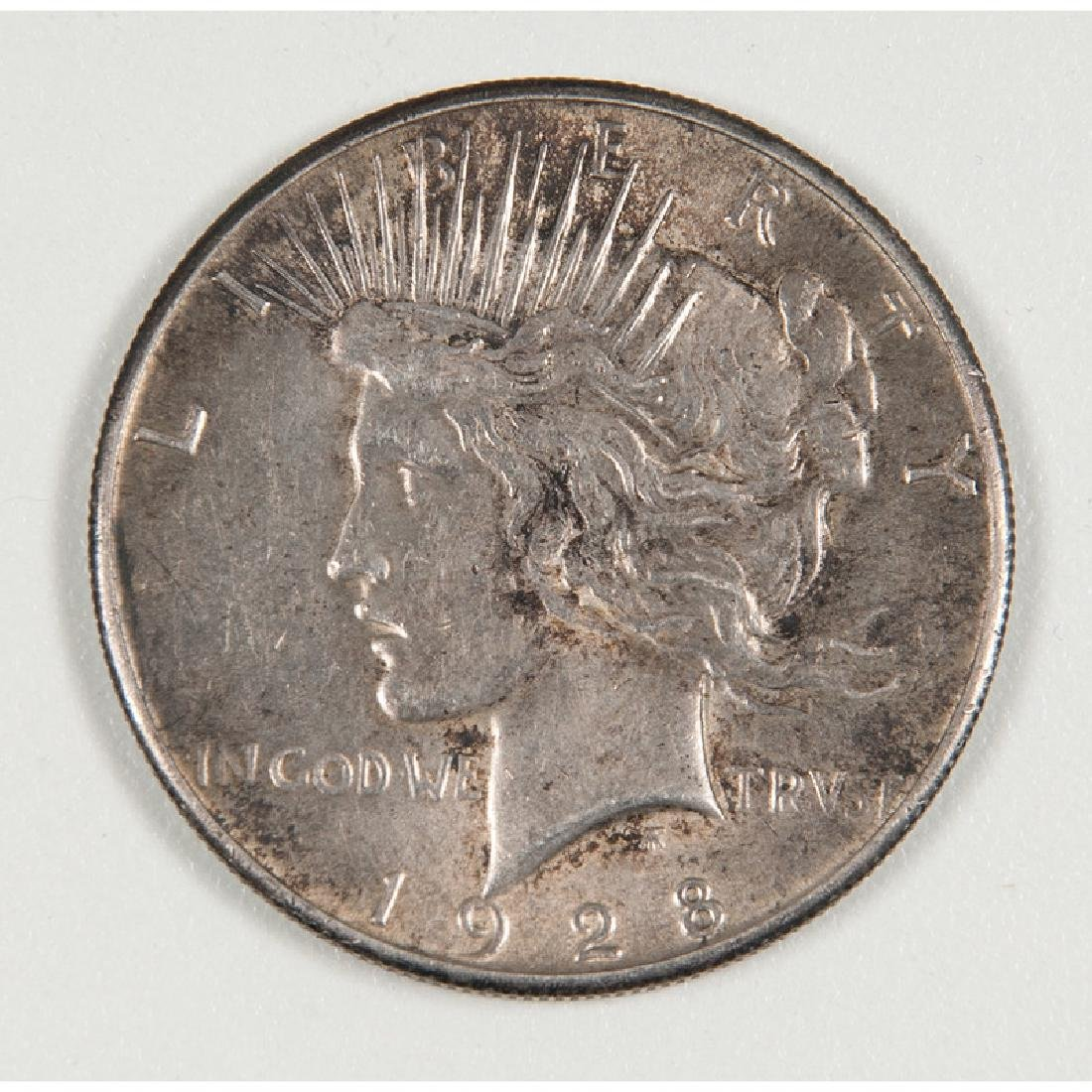 United States Peace Silver Dollar 1928