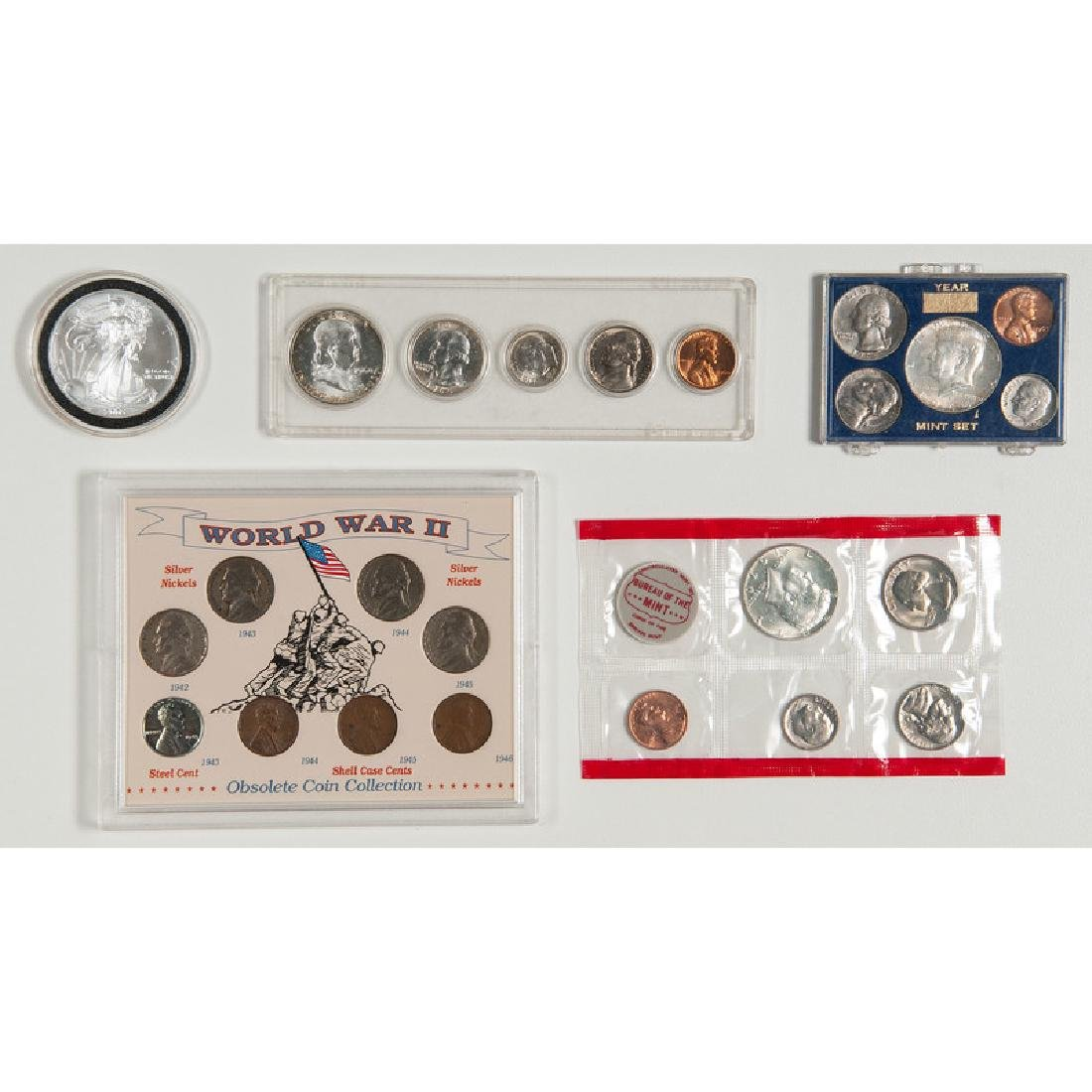 Assorted Proof Sets and Collector Sets of United States