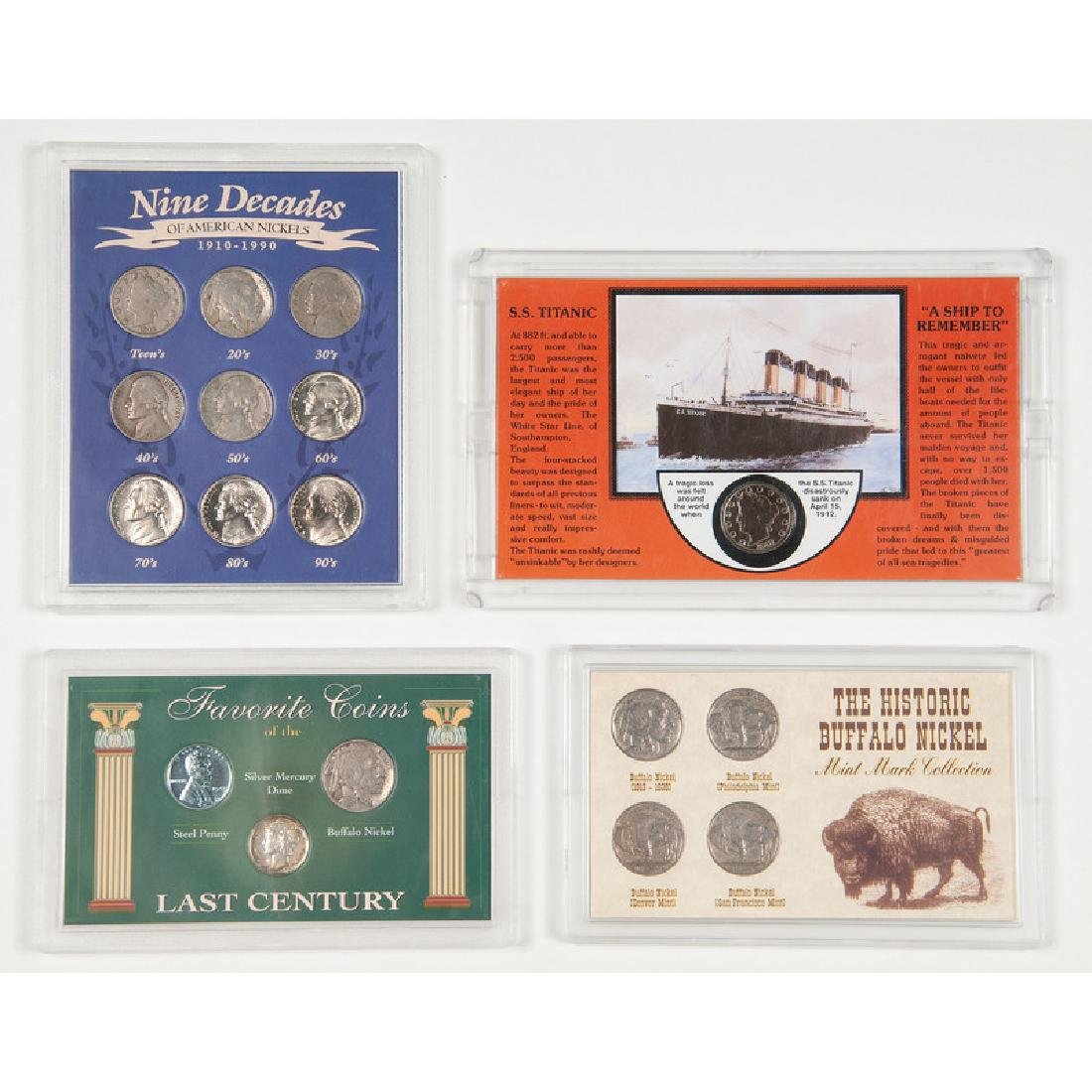 Assorted Proof Sets and Collector Sets of United States - 3