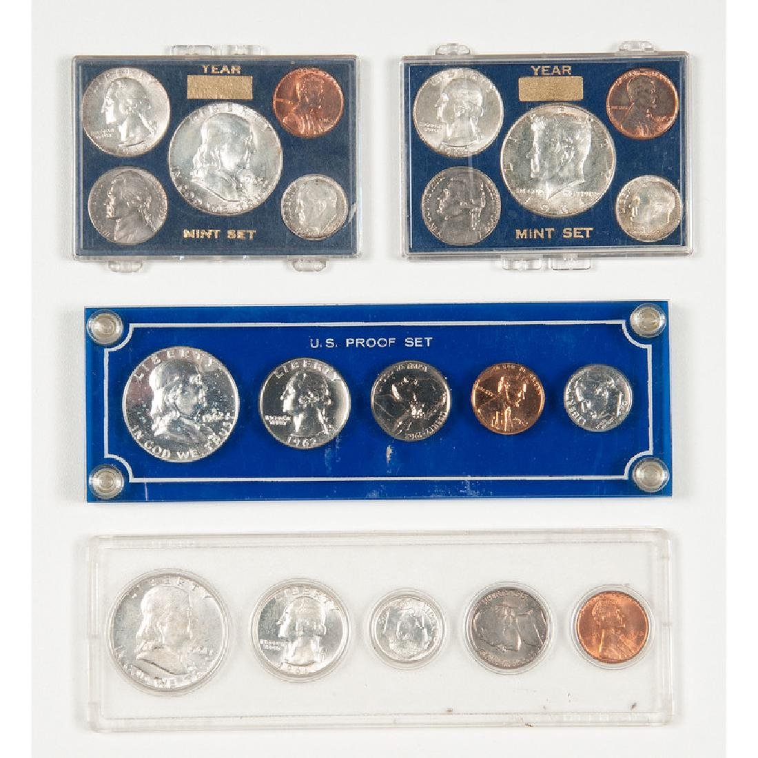 Assorted Proof Sets and Collector Sets of United States - 5