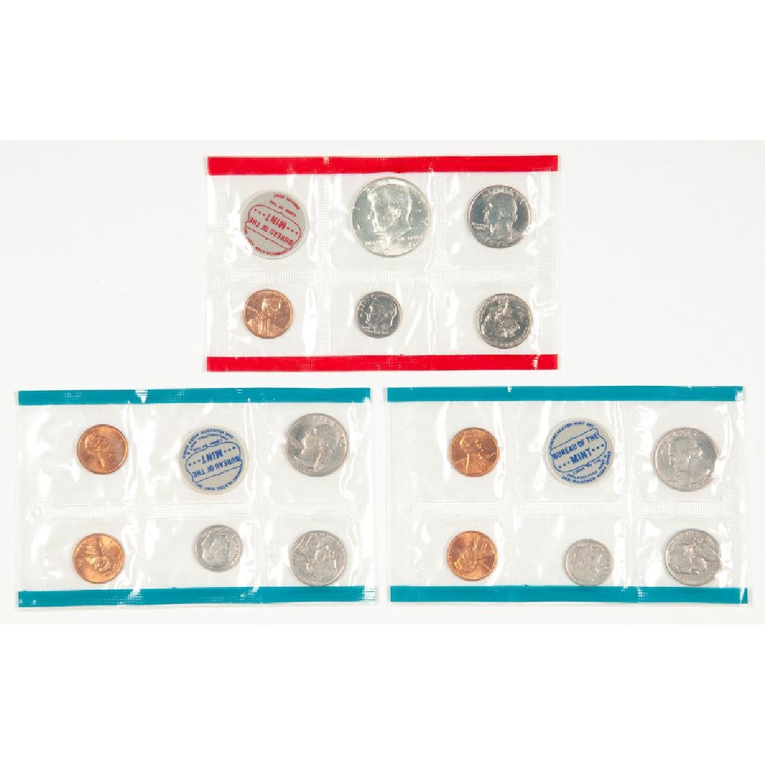 Assorted Proof Sets and Collector Sets of United States - 7