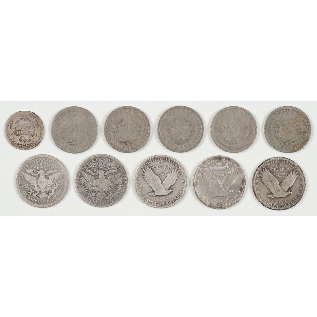 Assorted United States Coins - 2