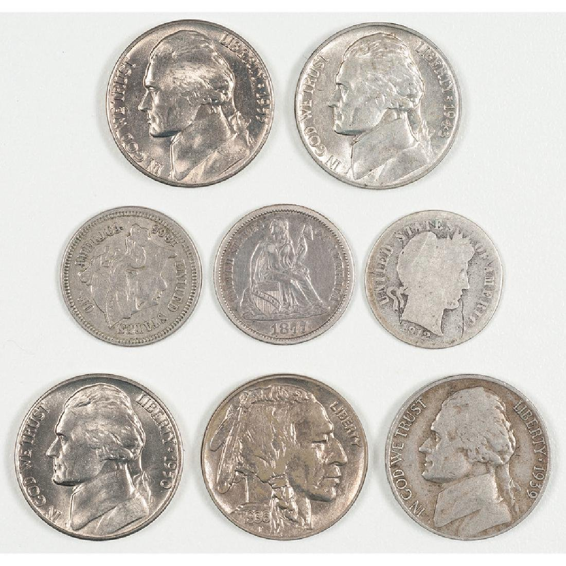 Assorted United States Currency