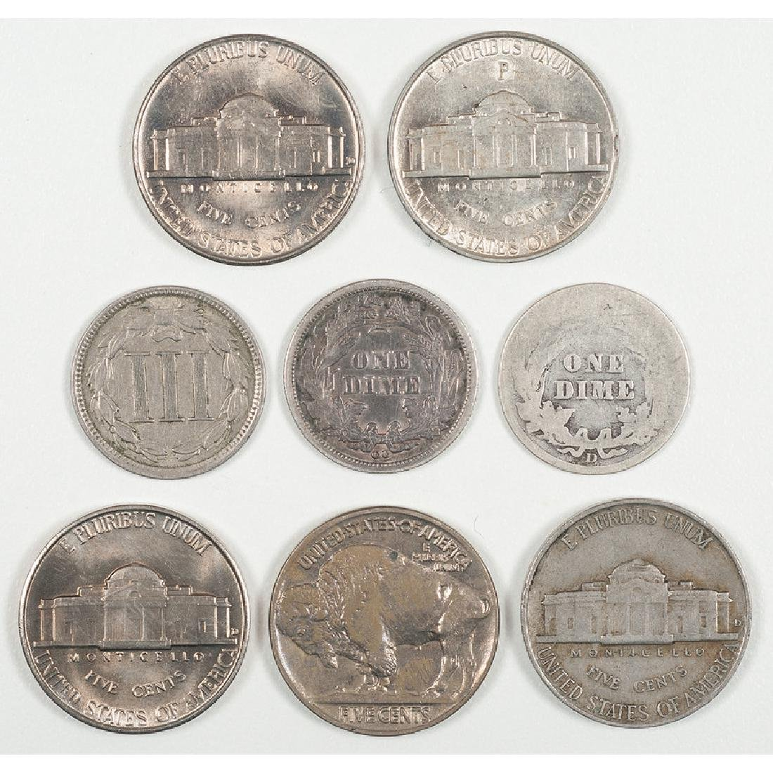 Assorted United States Currency - 2