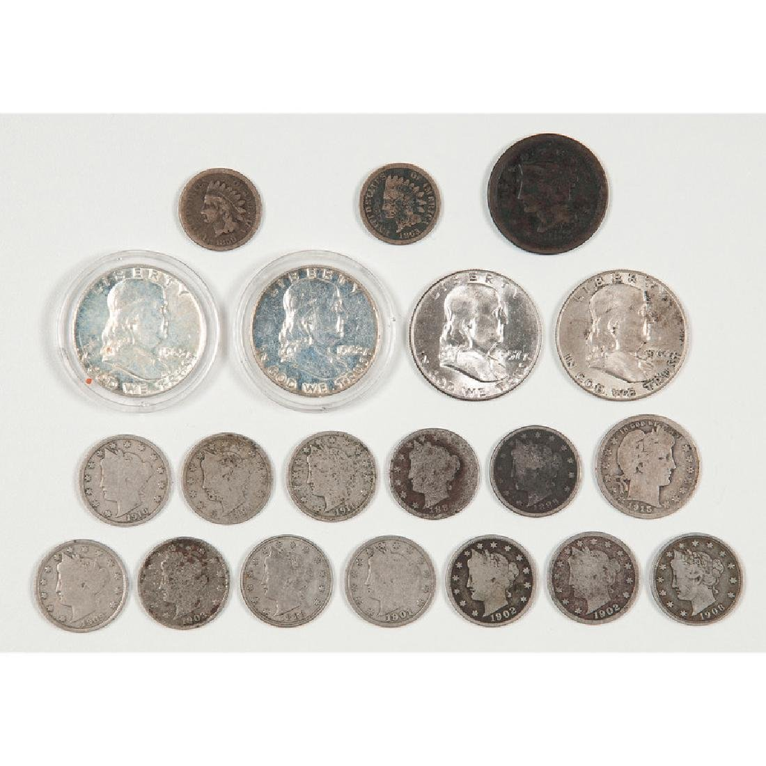 Assortment of United States Coins