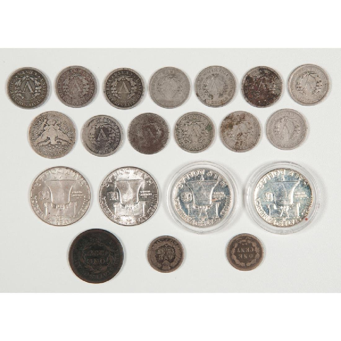 Assortment of United States Coins - 2