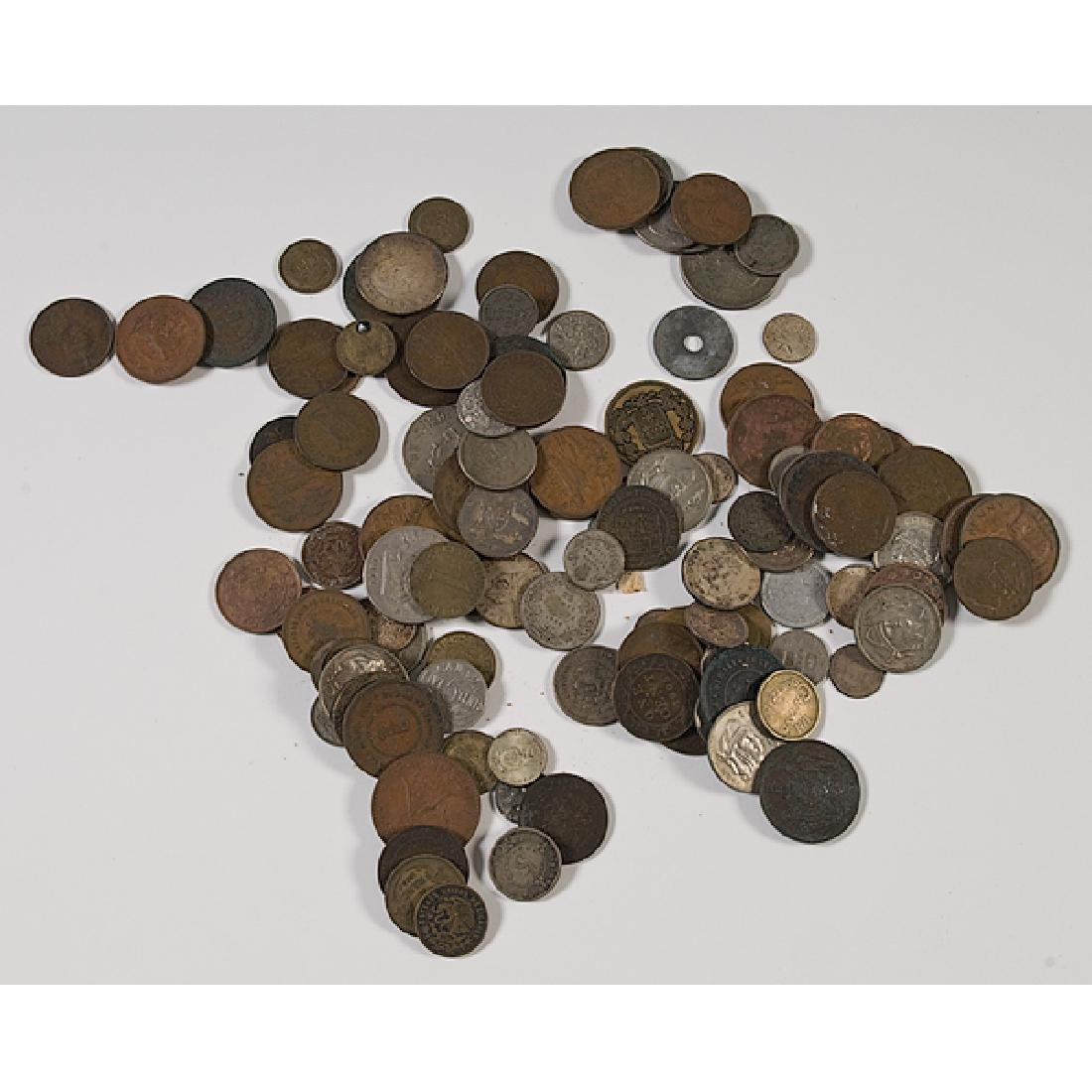 Collection of  Miscellaneous Coins