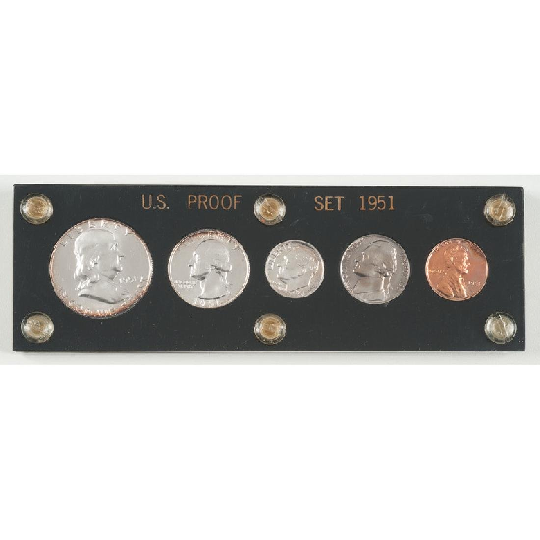 United States Proof Set 1951