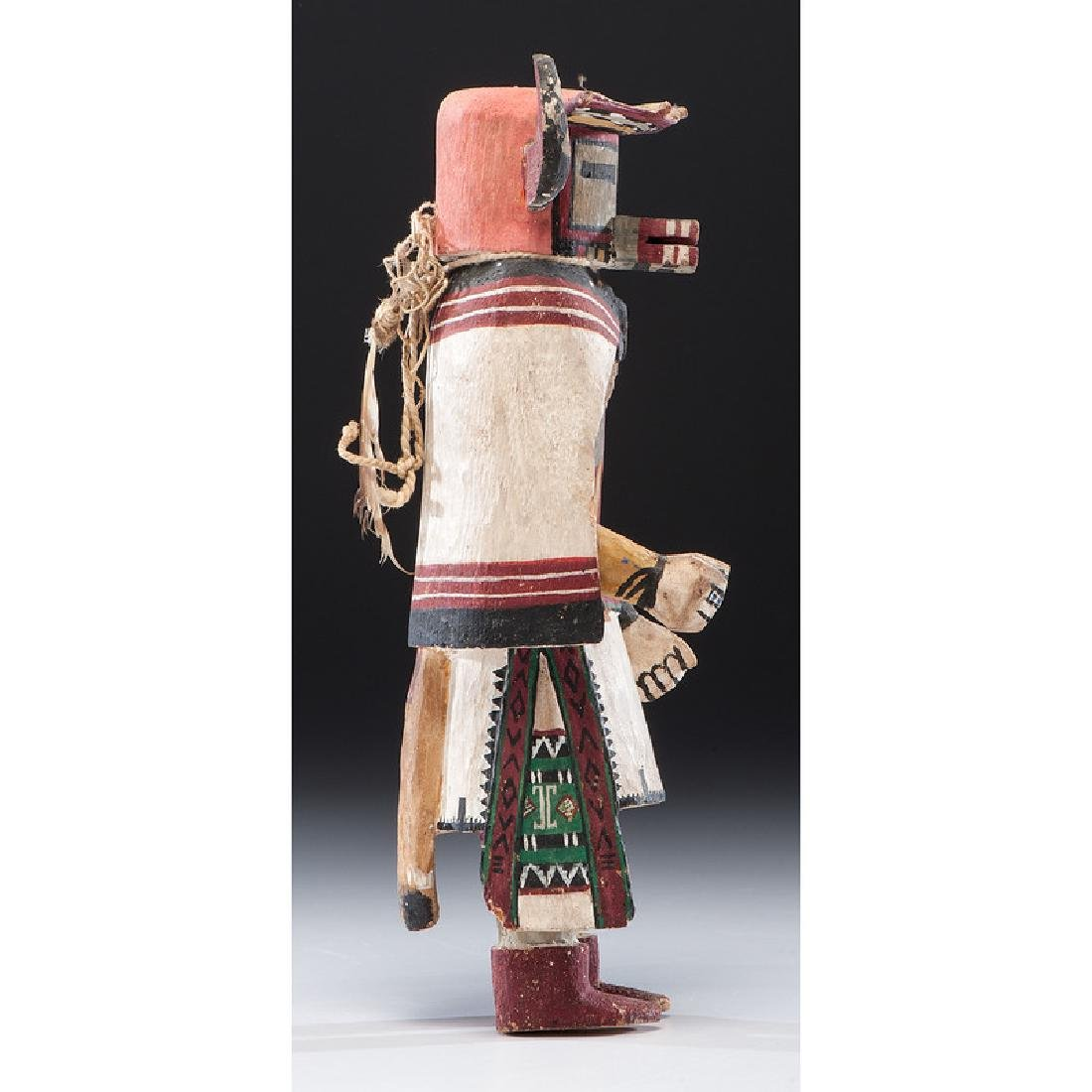 A Hopi Katsina, From the Collection of Charles McNutt, - 2