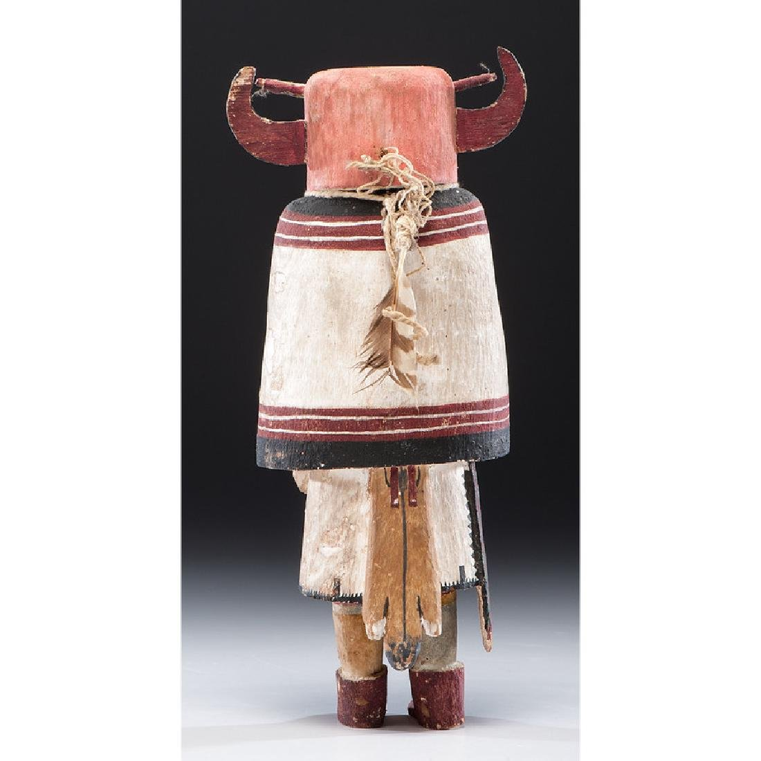 A Hopi Katsina, From the Collection of Charles McNutt, - 3