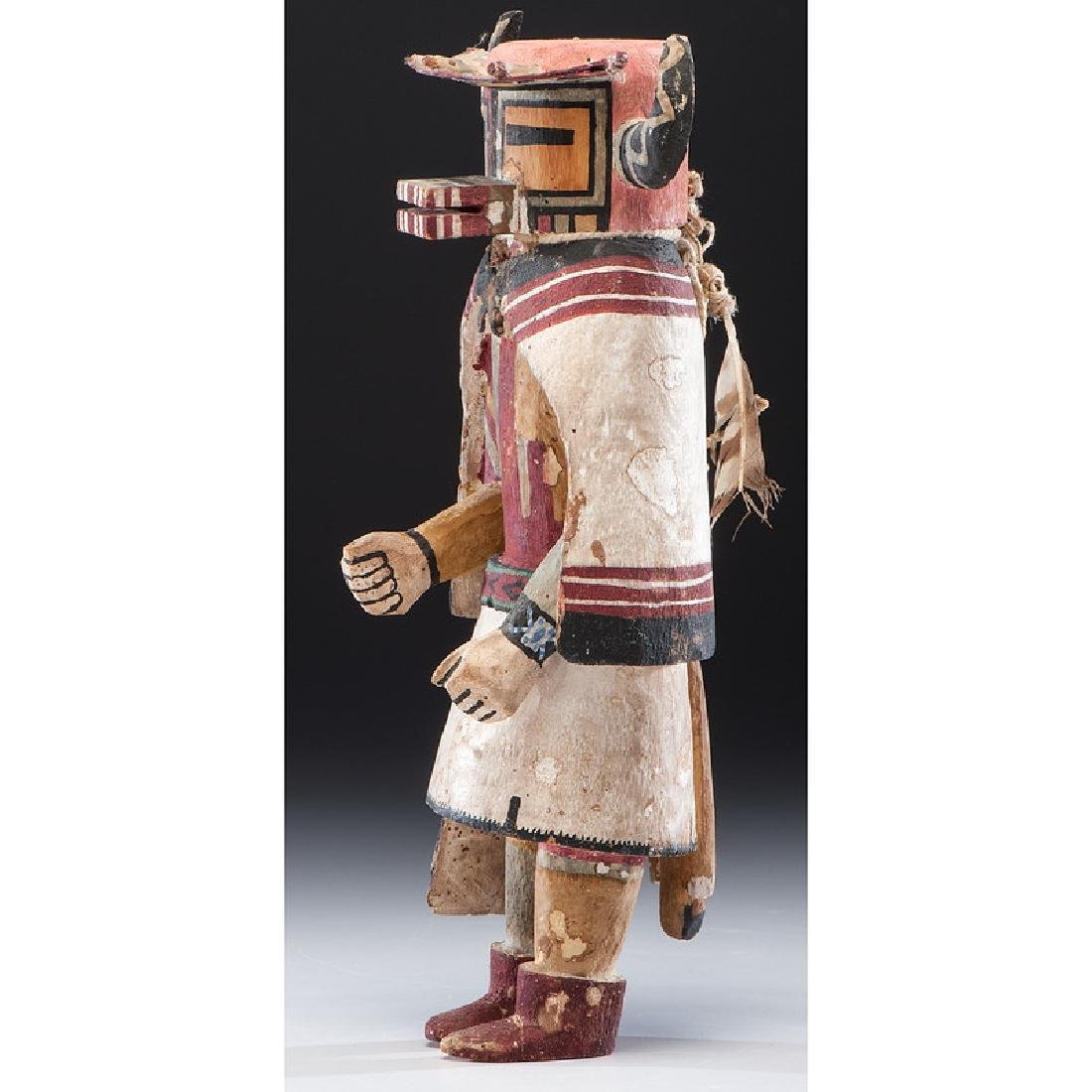 A Hopi Katsina, From the Collection of Charles McNutt, - 4