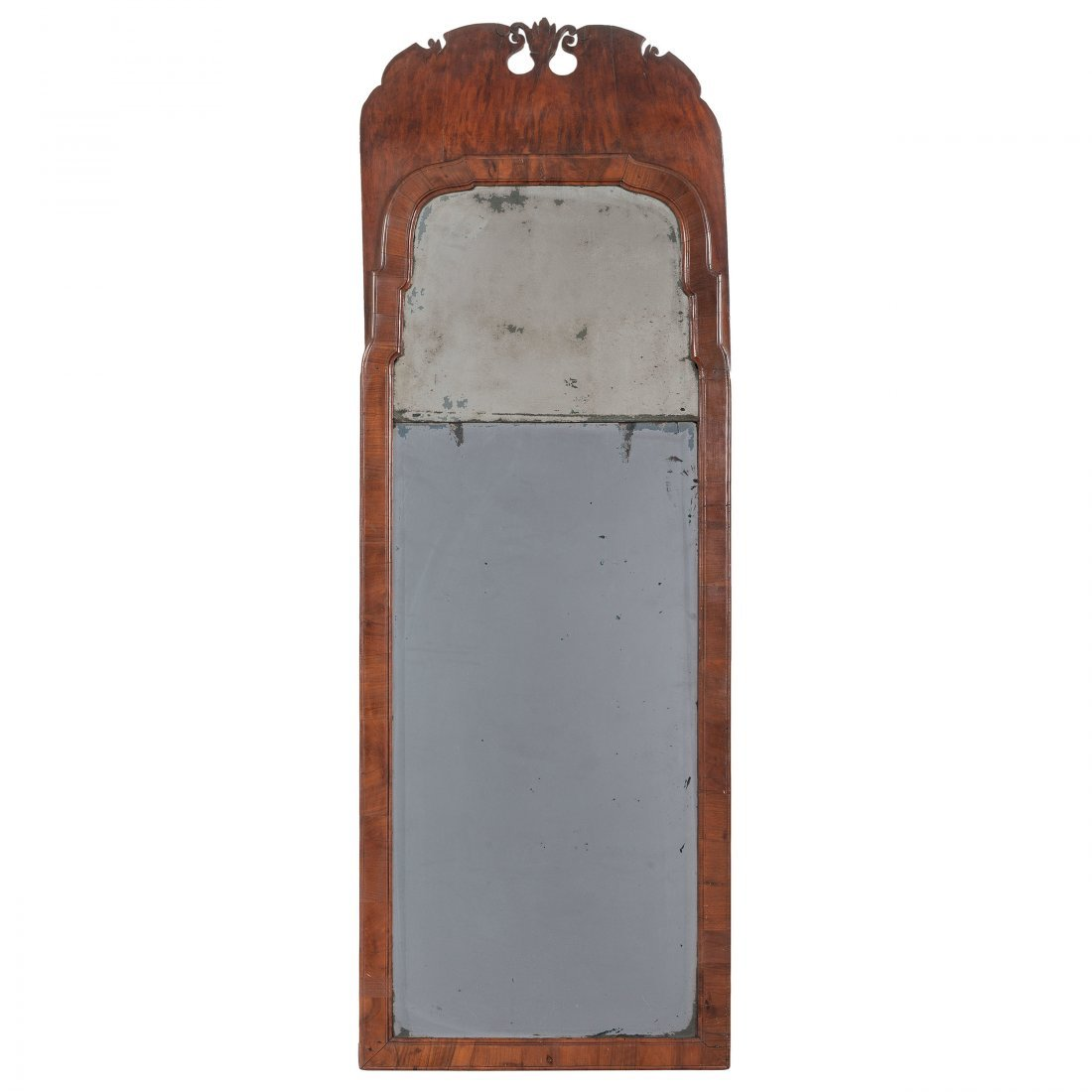 Queen Anne Pier Mirror