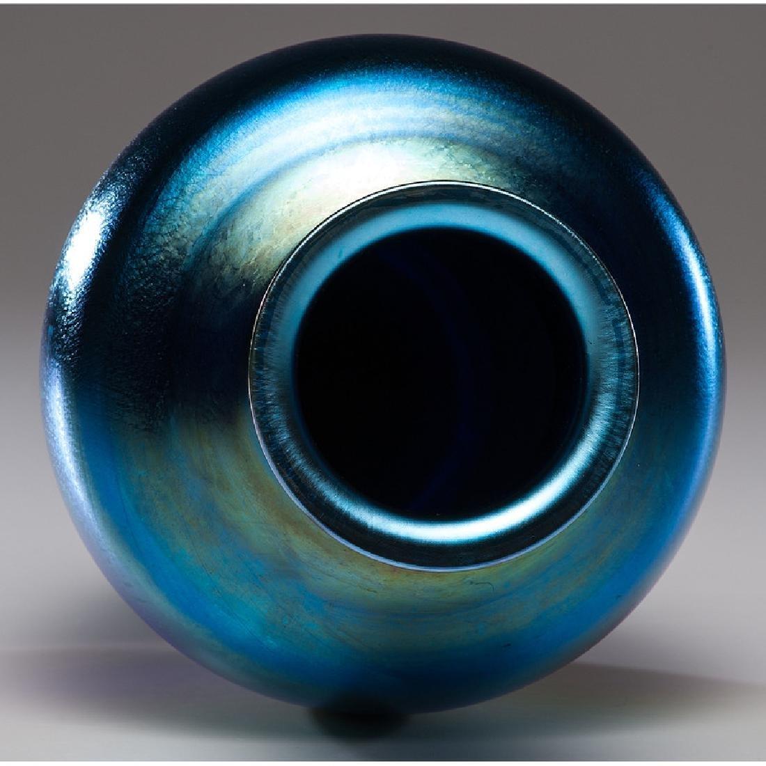 Tiffany Furnaces Favrile Vase - 3