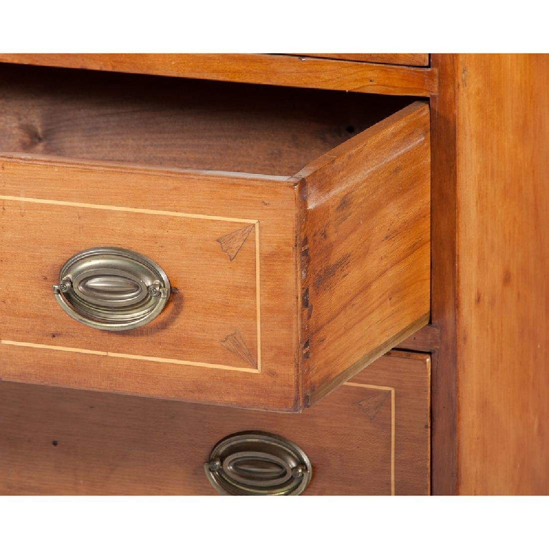 Federal Inlaid Chest of Drawers - 2