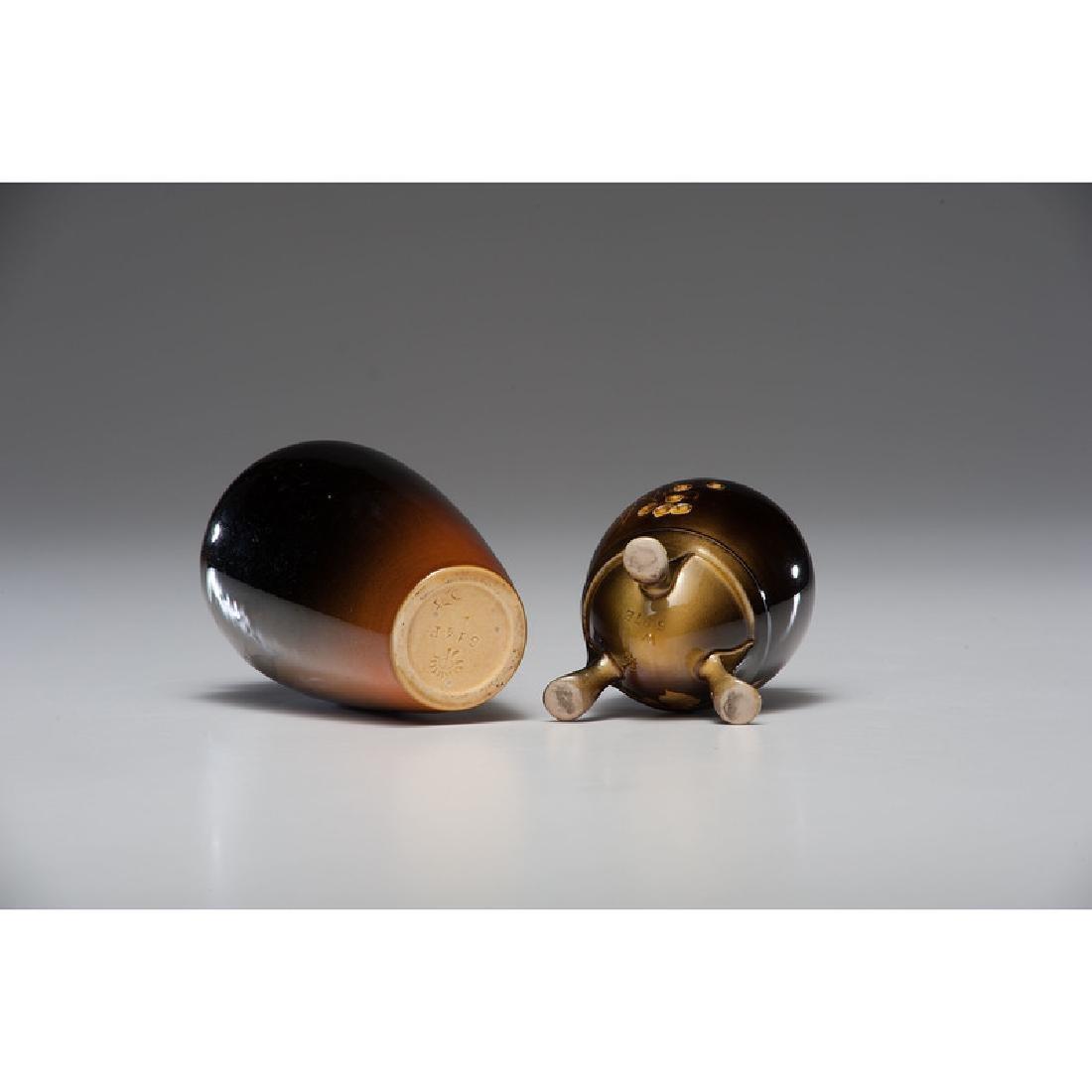 Rookwood Standard Glaze Vases - 4