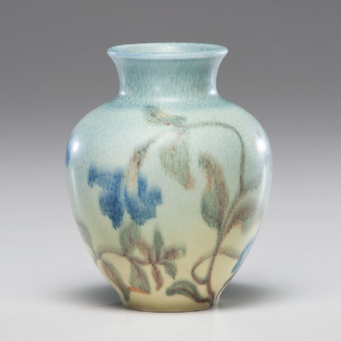 Rookwood Mat Glaze Vase by Margaret Helen McDonald