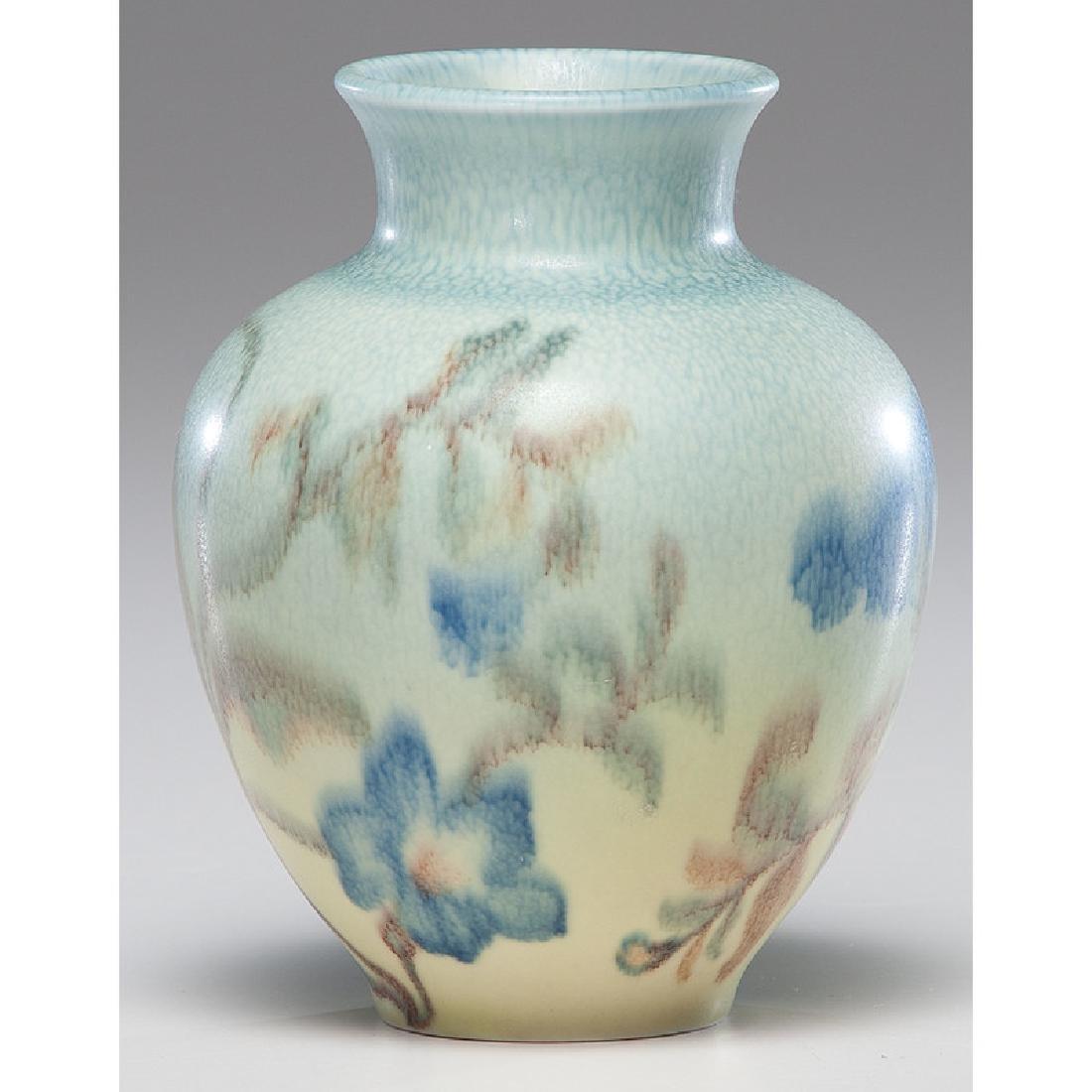 Rookwood Mat Glaze Vase by Margaret Helen McDonald - 2