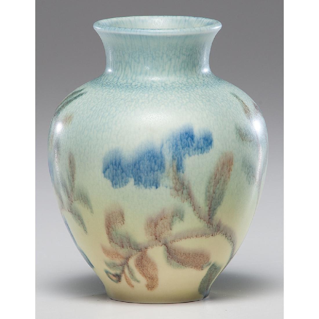Rookwood Mat Glaze Vase by Margaret Helen McDonald - 3