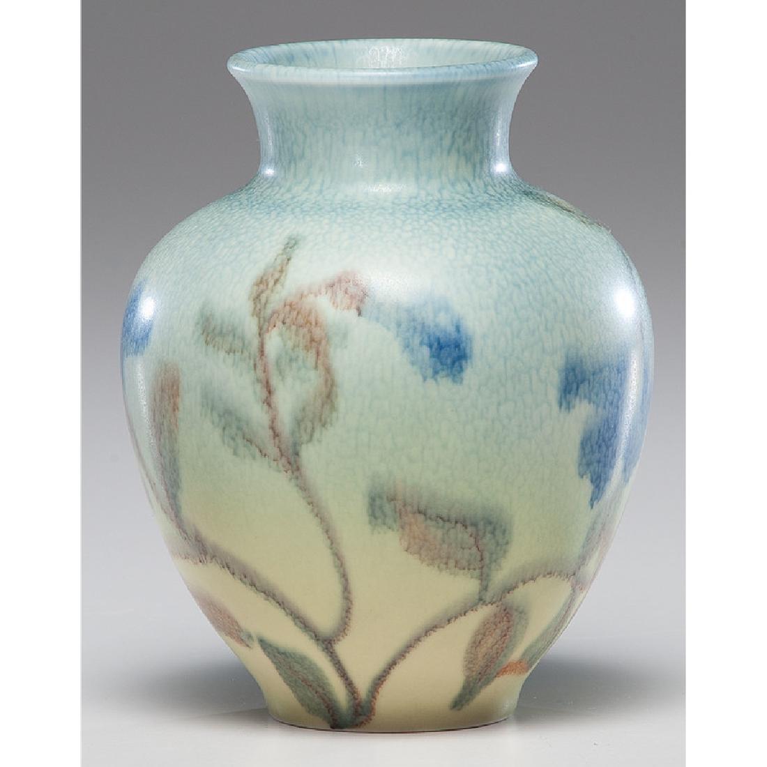 Rookwood Mat Glaze Vase by Margaret Helen McDonald - 4