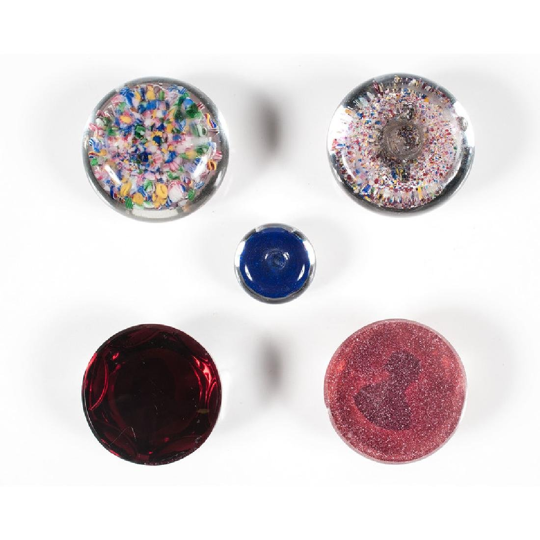 Glass Paperweights - 2