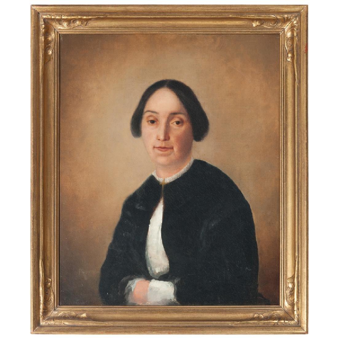 American Portrait of a Woman