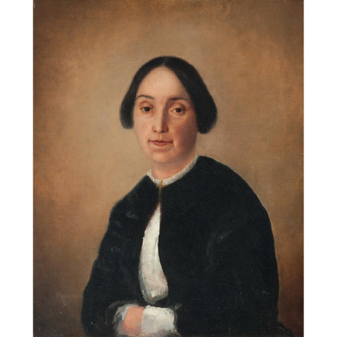 American Portrait of a Woman - 2