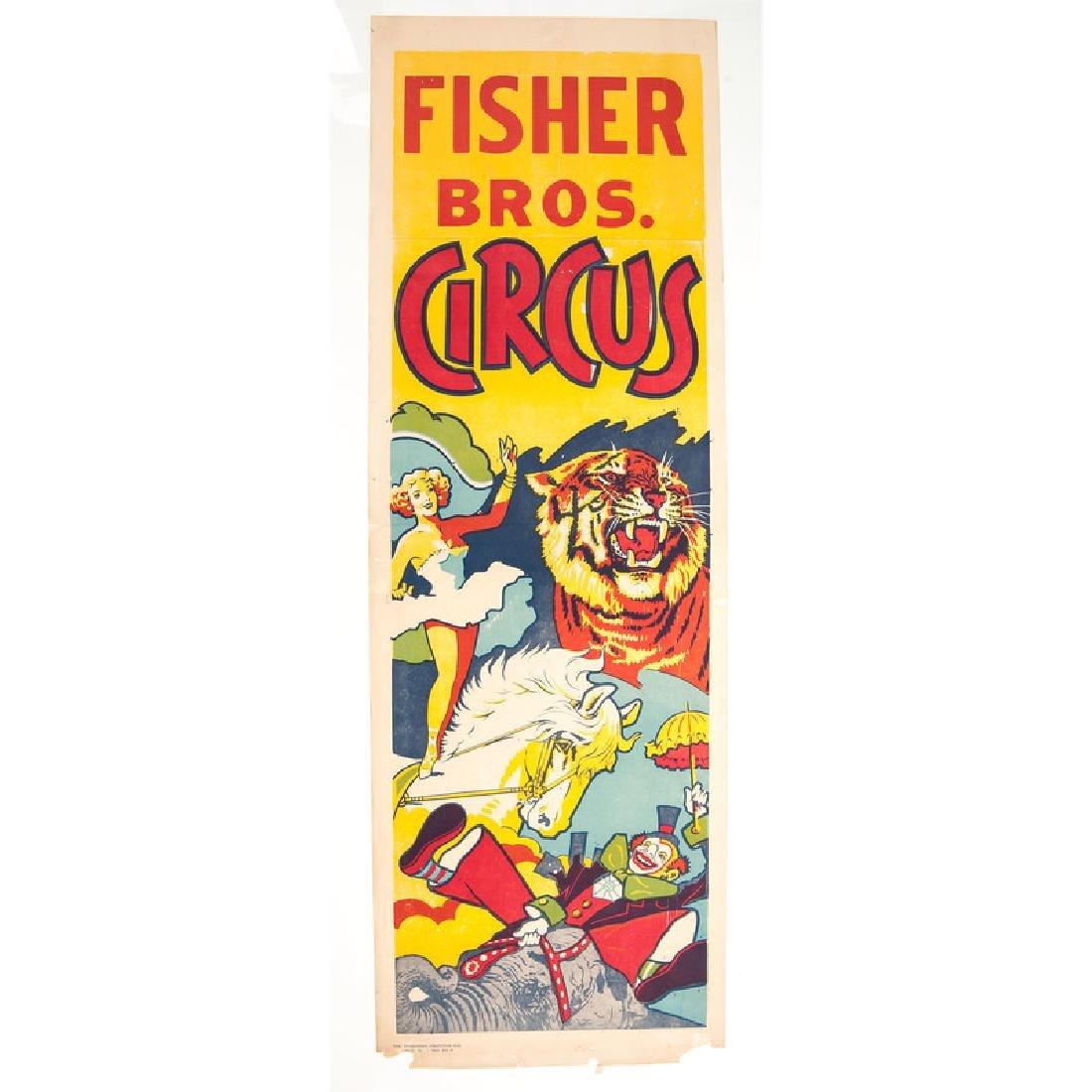 American Circus Posters - 2
