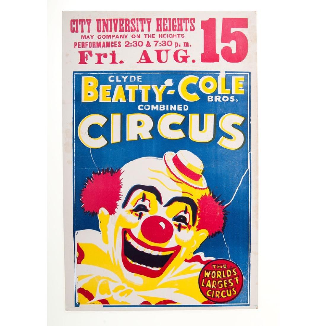 American Circus Posters - 4