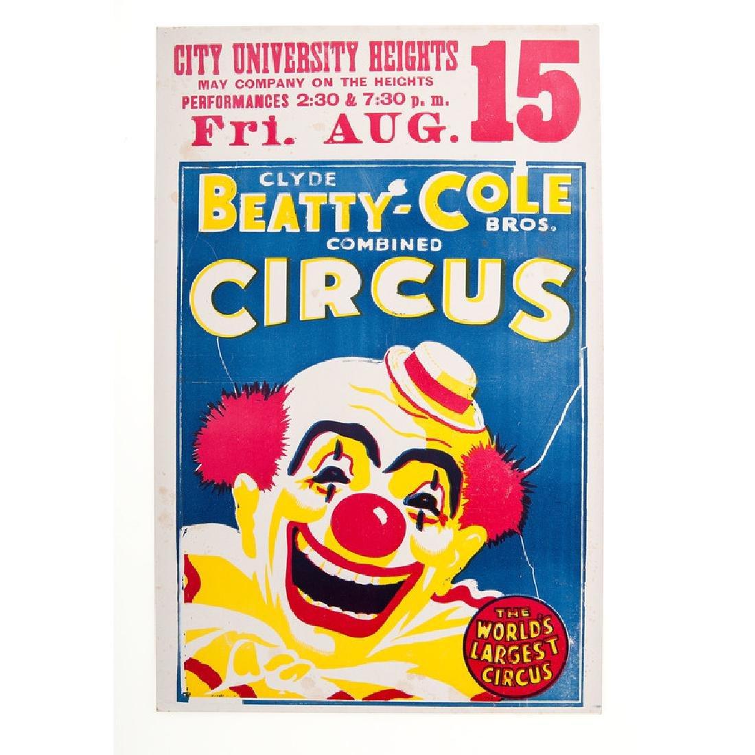 American Circus Posters - 5