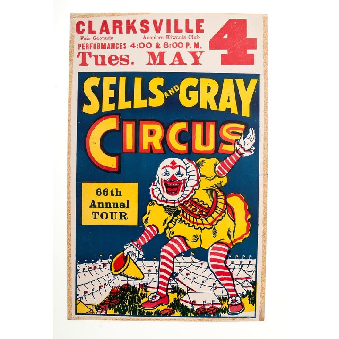 American Circus Posters - 6